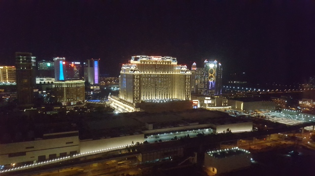 view from ritz carlton macau